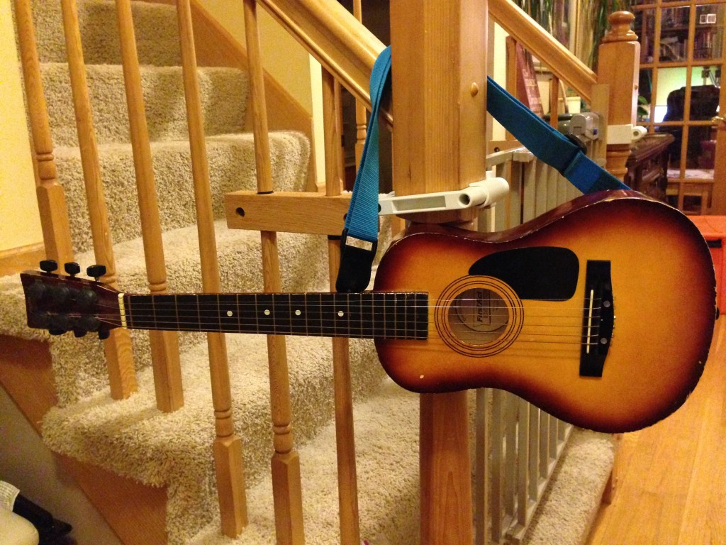 guitar-and-strap