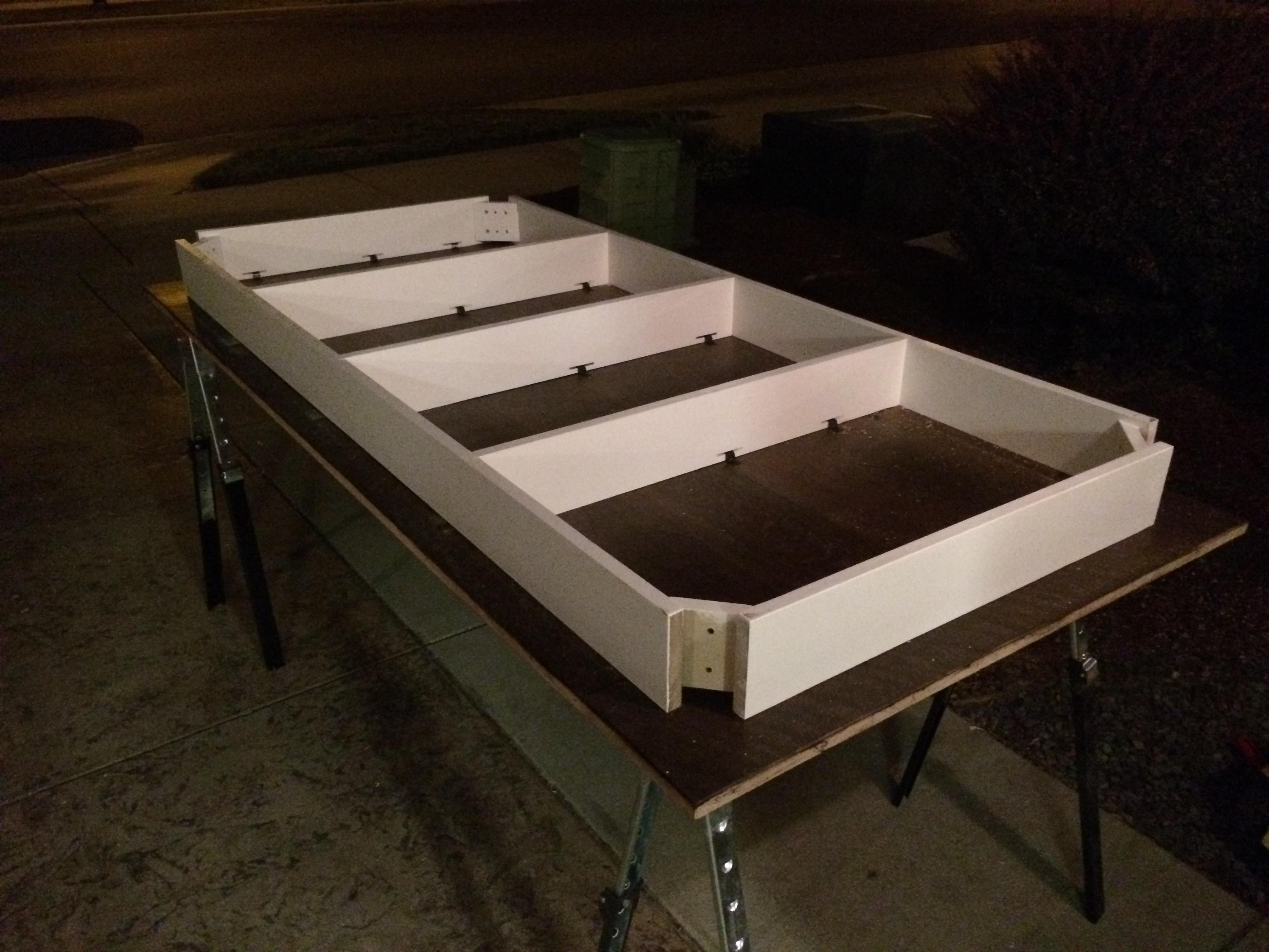 I Built a Table