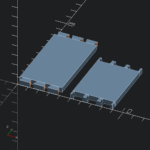 Generating Dovetails in OpenSCAD