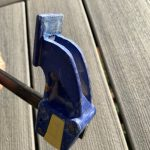 How to turn your Irwin Quick-Grip clamps into decking clamps